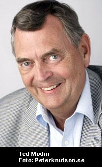 Ted Modin,   Foto: Peterknutson.se