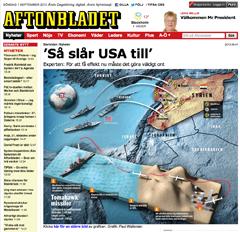 USA-Syrien-angrepp