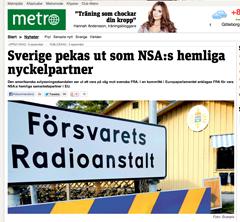 NSA FRA