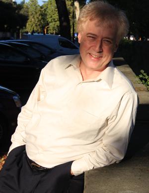 Steven Benner. Foto: Anna Böjhlmark