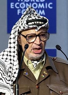 Yasser Arafat,   polonium