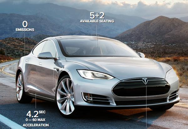 Tesla-modell-S