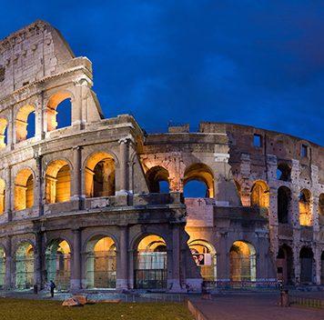 Colosseum. Foto: David Iliff. Licens: CC BY-SA 3.0, Wikimedia Commons