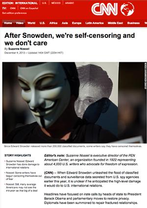 Snowden CNN