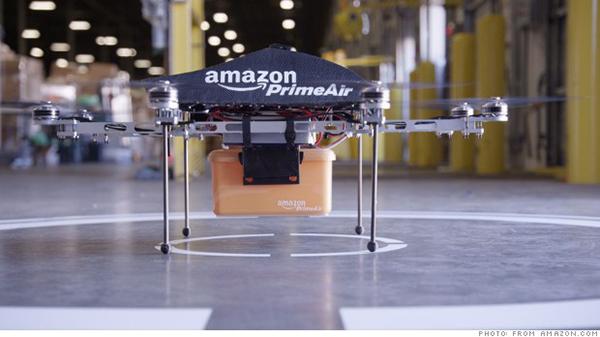 amazon-dronare