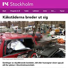 kåkstäder Stockholm