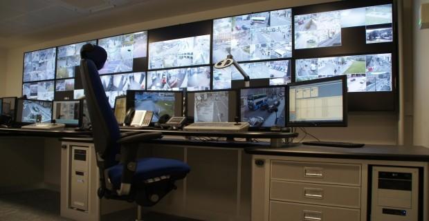Övervakningscentral