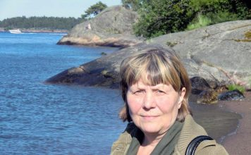 Ann Rudberg - Privat foto