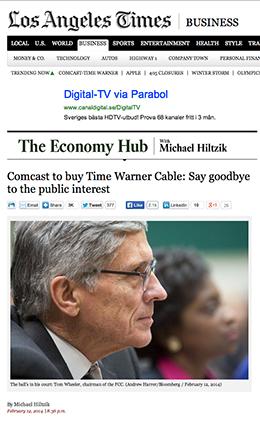 Comcast, Time Warner