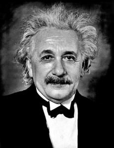 Einstein, foto: Sophie Delar, 1955
