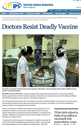 Pentavalent-vaccin
