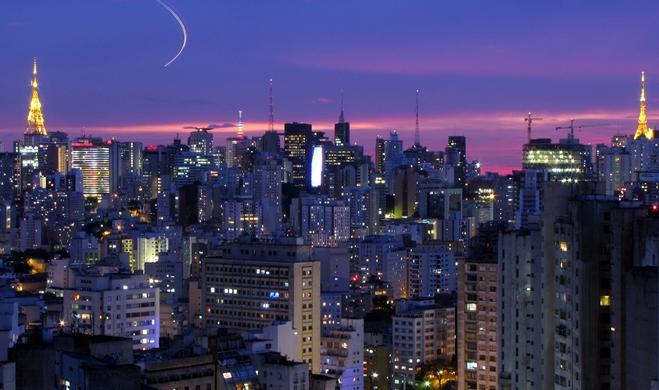 Sao Paolo - Foto: Hector Carvalho