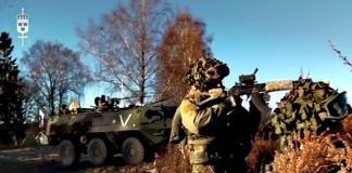 Nordic Battlegroup 15 - Foto: Försvarsmakten