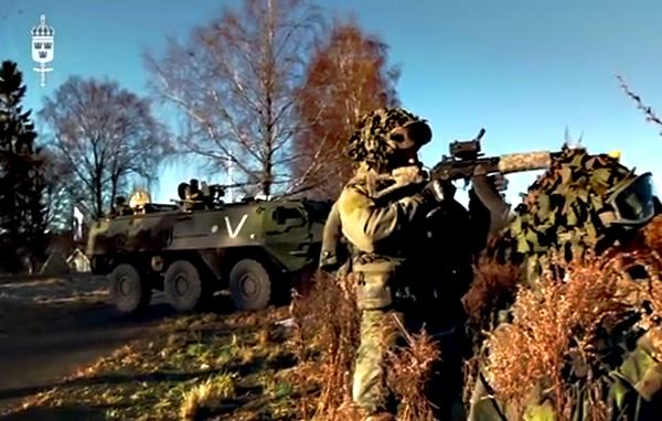 Nordic Battlegroup 15