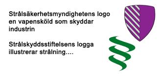 Strålsäkerhetsmyndigheten logo