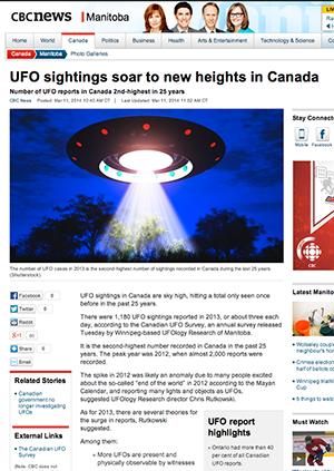 UFOs-Kanada