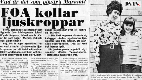 Vallentunavågen ett UFO-fenomen i Sverige