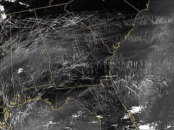 chemtrails NASA