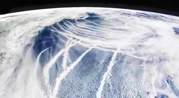 Satellite Chemtrails
