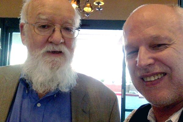 Daniel Dennett Foto: Börje Peratt