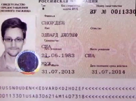 Edward Snowden spy