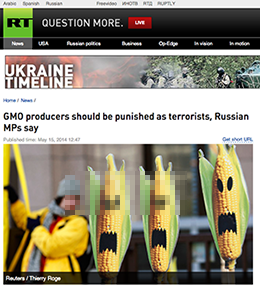 GMO Russia RT.com