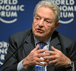 George Soros World_Economic_Forum Annual Meeting 2011