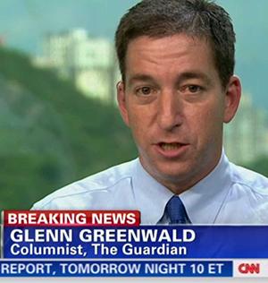 Glenn Greenwald - Foto: CNN