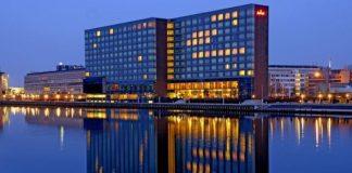 Marriott Hotel, Copenhagen - Reklamfoto