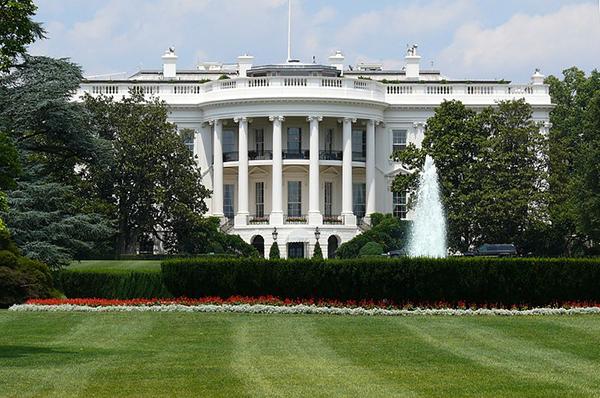 White House. Photo: Ad Meskens