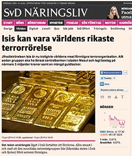 Isis terrorrörelse