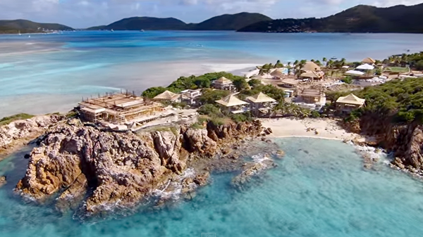 Necker Island, Foto: Virgin.com