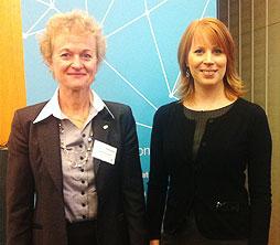 Susanne Ås Sivborg - Annie Lööf