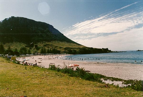 Nya Zeeland, 1988. Foto: Torbjörn Sassersson