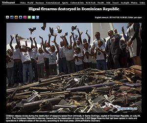 firearms destruction