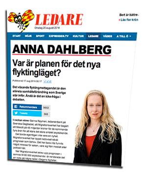 Anna-Dahlberg-Expressen