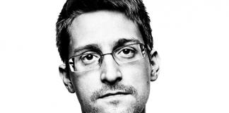 Edward Snowden Photo: Platonphoto.com