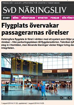 Finland-flygplats