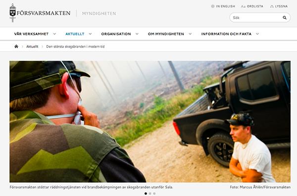 Försvarsmakten brandbekämpning 2014 –Foto: Marcus Åhlén.png