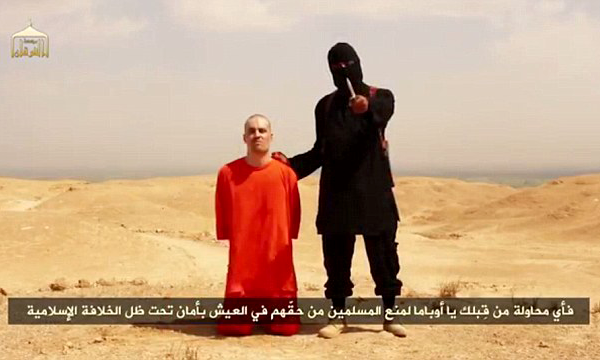 James Foley - dekapitering 2014