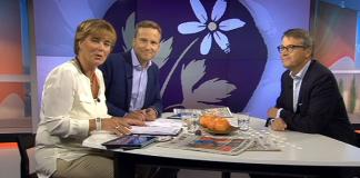 SVT Göran Hägglund aug 2014
