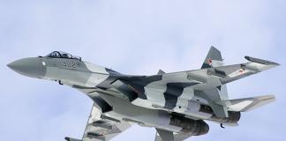 Sukhoi Su-35S in 2009