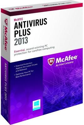 McAfee Ativirus Plus