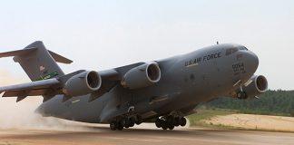 A C-17 Globemaster