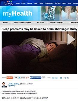 MyHealth sömnproblem