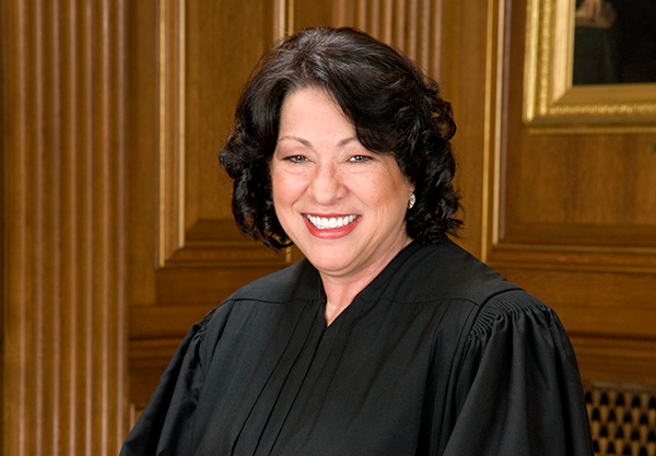 Judge Sonia Sotomayor - Photo: Steve Petteway