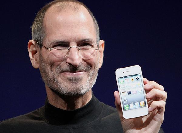 Steve Jobs Photo: Matthew Yohe