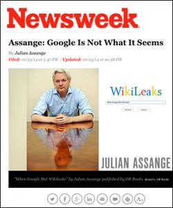 Assange-Newsweek