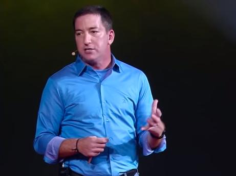 Glen Greenwald 10 okt 2014 TED