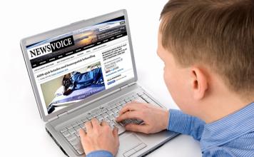 Internettroll attackerar NewsVoice